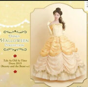Disney Beauty And The Beast Bell Greeting Fancy Dress Edition Series Collection