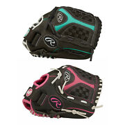 Rawlings Storm Youth Girls Fastpitch Softball Glove Left Hand And Right Hand