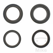 All Balls Front Fork Oil Seals And Dust Cap 56-129 Kawasaki Z 900 Rs Cafe Abs 2018