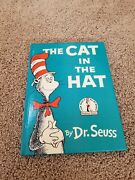 The Cat In The Hat By Dr. Seuss Hardcover 1957