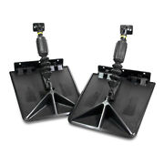 Nauticus Smart Tabs Sx Series 10.5 X 12 For 21-25and039 Boats - Up To 250 Hp