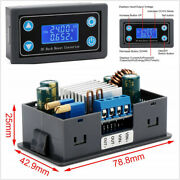 Power Supply Module Adjustable Constant Voltage Buck Boost With Lcd Hd Display