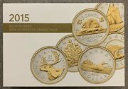 2015 Big Coins Series Fine Silver 5 Ounce - 6 Coin Set - With Collector Box