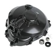 Black Right Engine Clutch Crackcase Cover Fit For Yamaha Yzf R1 Yzfr1 2006 Tcmt
