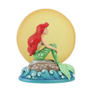 Jim Shore Disney Traditions Ariel With Light Up Moon Figurine 6005954