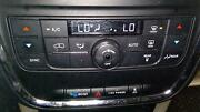 2011-2016 Chrysler Town And Country Heater A/c Climate Control Panel Atc