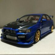 Aoshima Diecast Model Car C West Evolution X Very Rare F/s Japan Collectible