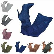 Custom-made Blingbling Sequins Women Overknee Long Crotch Stretch Boots T Stage