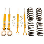 Bilstein B12 For 1998 Audi A6 Quattro Base Front And Rear Suspension Kit - Bil46