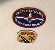 Vintage Ama Award Motorcycle Patches