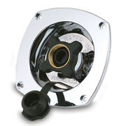 Shurflo Pressure Reducing City Water Entry - Wall Mount - Chrome 183-029-14