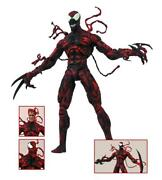 Diamond Select Toys Marvel Carnage Action Figurediscontinued By...