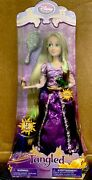 Disney Store Rapunzel Tangled 12 Doll With Pascal 2010