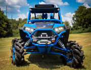 High Lifter Front Winch Bumper Polaris Rzr 900 1000 Turbo 2014-2020 Bumper Only