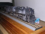 Brass Tenshodo Great Northern 4-8-2 Steam Loco 2525 Weathered H.o.scale 1/87