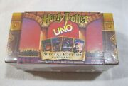 Brand New Harry Potter Special Edition Uno Card Game In Trunk