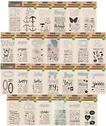 Hero Arts Stamp And Cut You Choose All Your Favorite Clear Stamps And Match Dies