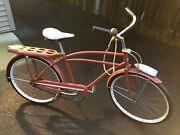 50and039s Vintage Jc Higgins 26 Mens Bicycle Original Condition