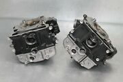 1998-2001 Honda Shadow American Classic Vt1100 Frond And Rear Cylinder Heads Used