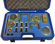Mercedes Benz Rear Subframe Front / Rear Bushing Removal And Installation Tool