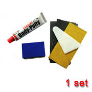 Auto Car Body Putty Scratch Filler Painting Pen Assistant Smooth Repair Tool