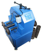 Techtongda Electric Pipe Tube Bender Roller With Round-5/8-3 Square-5/8-2 110v