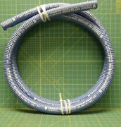12' L X 1 Id, Trident Marine 252v Corrugated Silicone Blend Wet Exhaust Hose