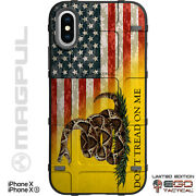 Magpul Industries Bump Case Apple Iphone X/xs Military Designs Ego Tactical