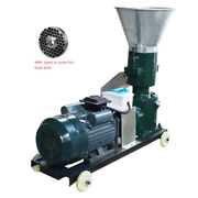 Electric Chicken Feed Pellet Mill Machine220v Pet Andpoultry Feed Machine Newest