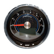 Faria 4 Tachometer 7000rpm Mgk3k Smartcraft For Sea Ray W/ Stainless Bezel