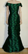 Scaasi Vintage Evening Gown With Matching Jacket10