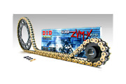 Chain And Sprockets Set Did50zvmx Gold 112 Sunf511-16 Sunr1-5353-44 Zx-9r 94-97
