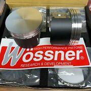 Wossner Ford 2.0 Pinto Ohc 8v Non Turbo Na 91.5mm Long Canne Piston Forgandeacute Set