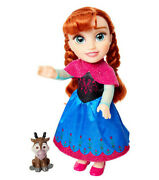 Nwb Disney Frozen Tea Time With Anna And Sven Doll Set - A16