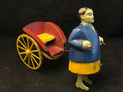 Toy Antique Mechanical Choose Chinese Automaton Chinese Antique Toy Chinese