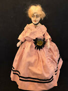 Doll Of Fashion Tête De Wax Hand In Biscuit Antique French Doll Towards 1930
