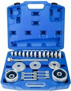 31pcs Front Wheel Drive Hub Bearing Puller Remover Install Removal Tool Kit New