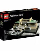 Lego Architecture 21017 Imperial Hotel New Sealed Retired