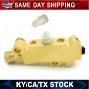 For Gm Chevy Disc/drum Brake Proportioning Valve Pv2 With Bleeder Tool
