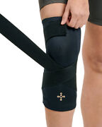 Tommie Copper Knee Brace Womens Adjustable Pro Compression Pain Support Sleeve