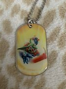 Topps Skylanders Swap Force Dog Tag Boomer 30 Of 44 Necklace