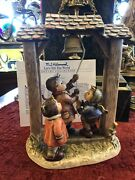 Goebel Hummel Let's Tell The World Century Collection 1990 Artist Signed
