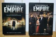 Boardwalk Empire Season 1 And 2 Dvd Double Pack Hbo