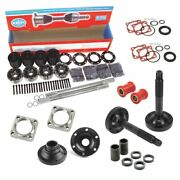 Vw Rear Suspension Kit Using 3x3 Trailing Arms Vw Bus 002 Trans / 930 Cvand039s