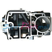 Full Set Crank Case With Sleeve 69p-15100-00-1s For 25hp 30hp Yamaha 61n-15100
