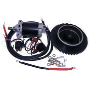 Electric Start Motor Kit For Yamaha Outboard 15hp 4 Stroke 66m 2000 2001