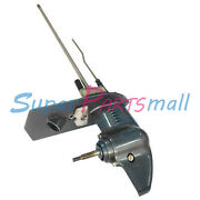 Long Lower Unit Assy For Yamaha Outboard Motor 4hp 5hp 6e0-45300-13-4d