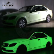 Carlike Whole Car Glow In The Dark Wrapping Vinyl Decal Film 5x65ft.