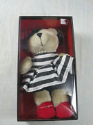 Starbucks Alice And Olivia / Stacy Bendet Bearista Bear Plush 2013 Collectible New