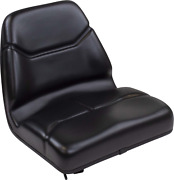 Tractor Seat B1tms111bl Fits John Deere Michigan Style 16 Height